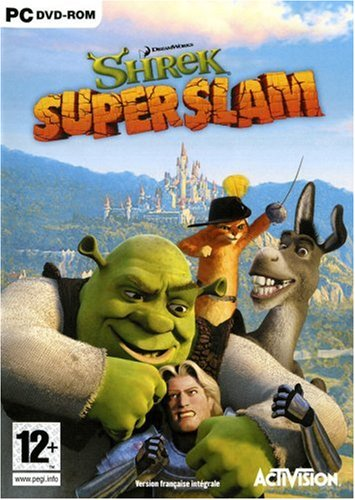 Shrek Super Slam : PC DVD ROM , FR