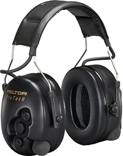 3M Cuffie Elettroniche Peltor Protac II m15H7A2 Sv,...