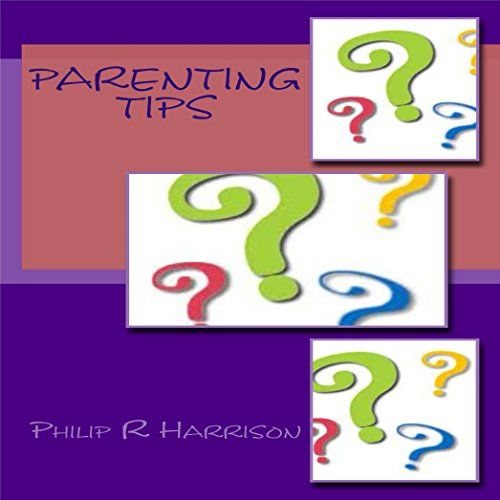 Parenting Tips audiobook cover art