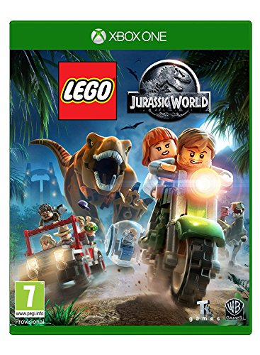 Lego Jurassic World (Xbox One) (New)