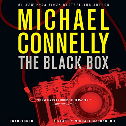 The Black Box Audiobook By Michael Connelly cover art