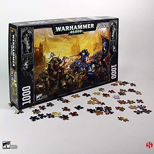 Unbekannt Warhammer 40.000 - Dark Imperium - Puzzle - 1000 Teile
