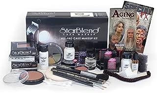 Mehron Makeup All-Pro StarBlend Cake Kit (Medium)