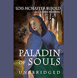 Paladin of Souls audiobook cover art