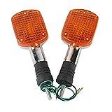 Turn Signal Blinker Light For Honda Magna VF250 VF750 Rebel CA250 CMX250 CMX400