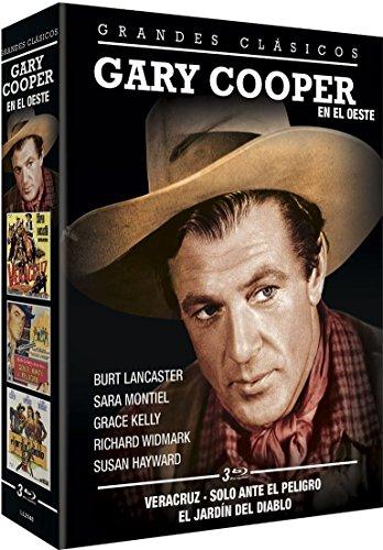Gary Cooper - En El Oeste [Blu-ray]