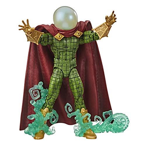 Boneco Homem-Aranha Retrô Marvel Mysterio 15 cm - E9637 - Hasbro