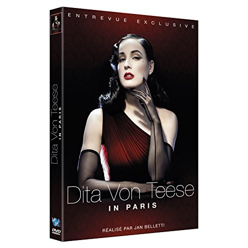 Dita Von Teese in Paris