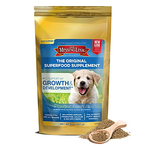 Top 10 best selling list for best growth supplement for dogs