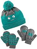 Simple Joys by Carter's - Sombrero - para bebé niño verde Green Monster 12-24...
