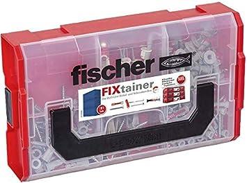 FISCHER 538242 DUOPOWER lang 10x80mm 2-Komponenten Dübel Universaldübel