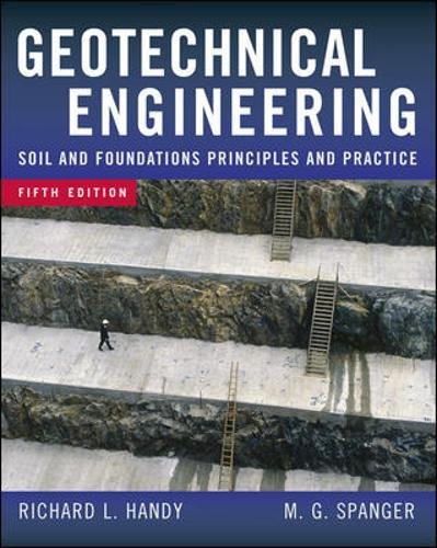 Geotechnical Engineering: Soil and Foundation Principles and Practice, 5th Ed.