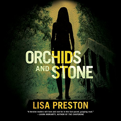 Orchids and Stone audiobook cover art