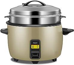 Cuisinière À Riz, Rice Cooker À Grande Capacité Commerciale, Avec Vapeur, (8-30l), Pour La Cantine/Hôtel/École, Pour 8-60 ...
