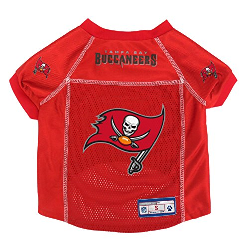 NFL Tampa Bay Buccaneers Pet Jersey, Small
