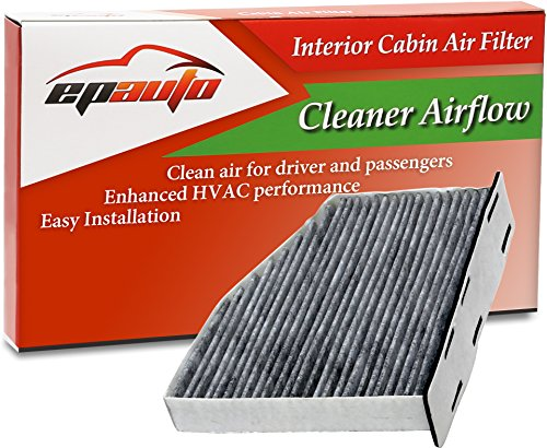 EPAuto CP939 (CUK2939) Replacement Premium Cabin Air Filter includes Activated Carbon
