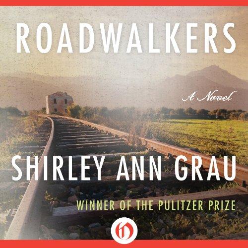 Roadwalkers audiobook cover art