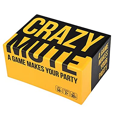 Card Game - Fun Party Games Adults Teens - Best Family Board Games Indoor Outdoor