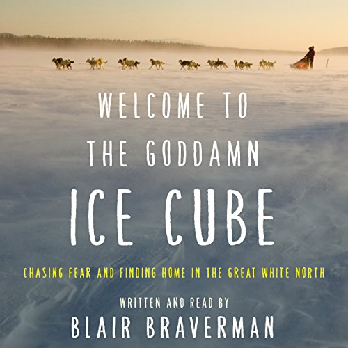 Welcome to the Goddamn Ice Cube audiobook cover art