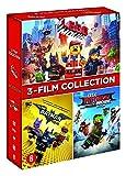Les films Lego - L'intégrale 3 films : Lego Batman, le film + La Grande Aventure Lego + Lego Ninjago, le film [Italia] [DVD]