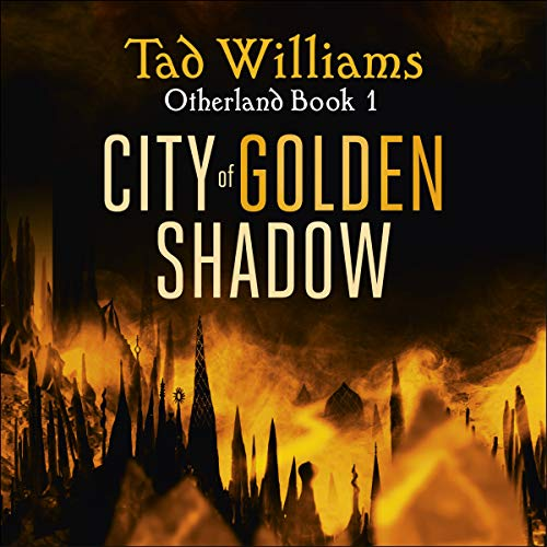 City of Golden Shadow Titelbild