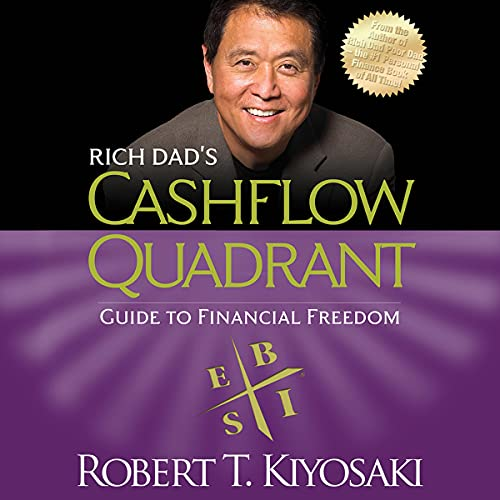Rich Dad's Cashflow Quadrant cover art