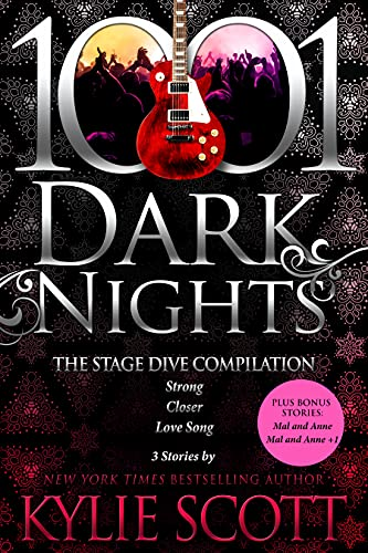 The Stage Dive Compilation: 3 stories by Kylie Scott (English Edition)