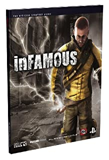 inFAMOUS - The Official Strategy Guide (0744011272) | Amazon price tracker / tracking, Amazon price history charts, Amazon price watches, Amazon price drop alerts
