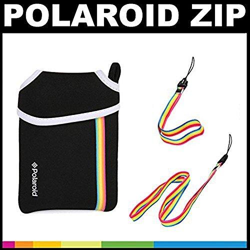 Polaroid Kit Inicial Deluxe para la Impresora Móvil Instantánea Zip. Gran Paquete complementario