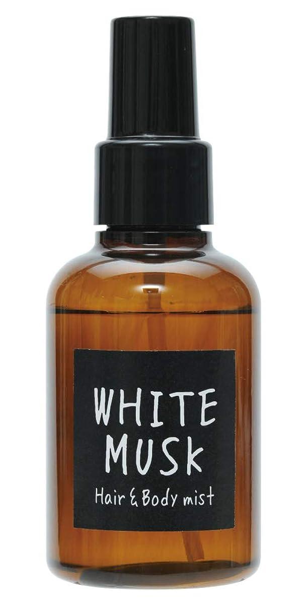 ライオネルグリーンストリート小さいシーズンノルコーポレーション ヘア&ボディミスト JohnsBlend ホワイトムスク 105ml OA-JON-11-1 ホワイトムスクの香り
