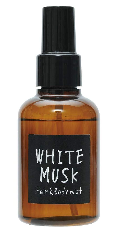 かみそり同性愛者ボイドノルコーポレーション ヘア&ボディミスト JohnsBlend ホワイトムスク 105ml OA-JON-11-1 ホワイトムスクの香り
