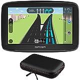 TomTom VIA 1625M 6' Touchscreen GPS Navigation Device Lifetime Maps w/Hardshell Case