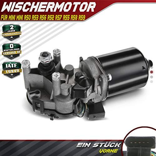 Wischermotor Scheibenwischermotor Vorne für Min i R50 R53 R56 R52 R57 R55 R58 R59 2001-2015 61618229128
