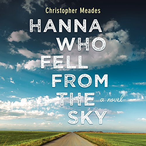 Hanna Who Fell from the Sky audiobook cover art
