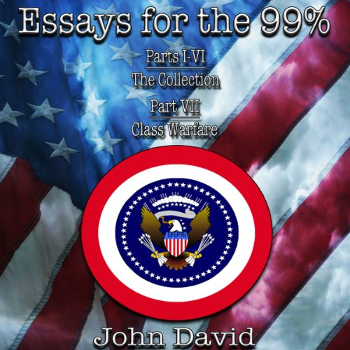 Essays for the 99% audiobook cover art