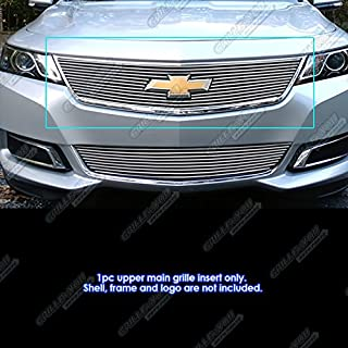 APS Compatible with 2014-2020 Chevy Impala Logo Show Upper Billet Grille Insert C65945A
