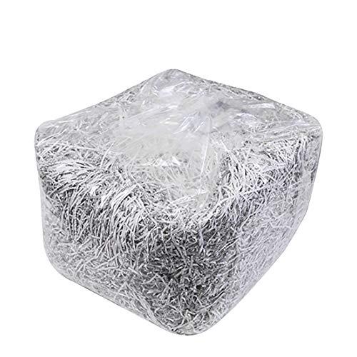 ヘイコー 緩衝材 紙パッキン 1kg イニシャルホワイト 003800951