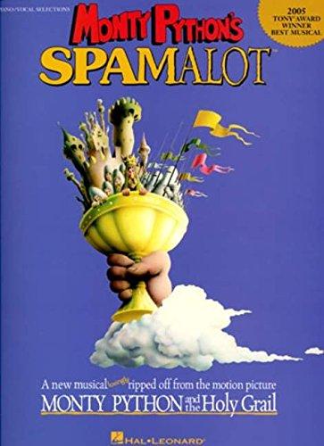 Monty Python'S Spamalot Vocal Selections Vce