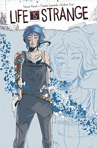 Life is Strange 6 Jetpack Comics Forbidden Planet Exclusive Variant Cover