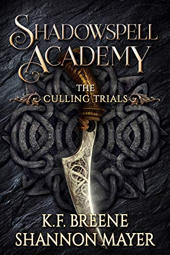 Book Cover for Shadowspell Academy