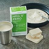 Notverpflegung 5x NRG-5 ZERO Glutenfrei Survival 500g Notration Notvorsorge | 5x9 Riegel Survivalnahrung Expeditions Grundausstattung wie EPA - 2