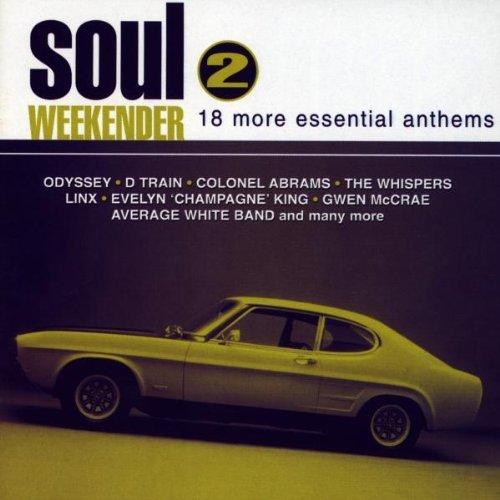 Soul Weekender 2: 18 More Essential Anthems