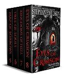 Transfusion Saga A Vampire King Paranormal Romance: Books 5 to 8 (Transfusion Saga Box Set Book 2)