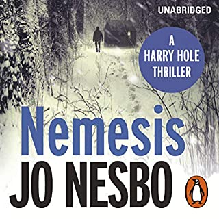 Nemesis: A Harry Hole Thriller, Book 4 Titelbild