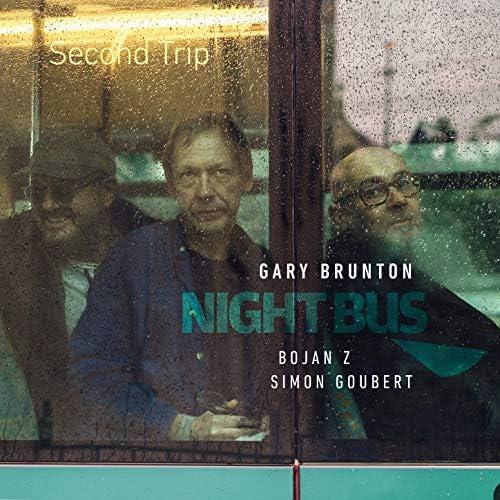 Gary Brunton, Bojan Z & Simon Goubert