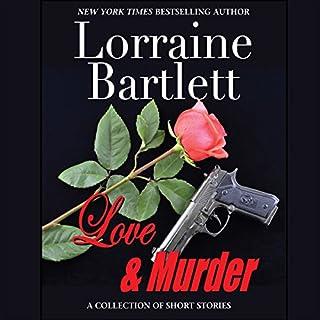 Love & Murder audiobook cover art