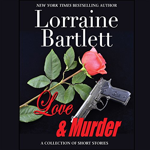 Love & Murder audiobook cover art