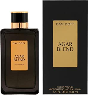 Agar Blend by Davidoff for Unisex - Eau de Parfum, 100ml