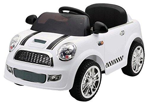 Mario Schiano 938 Little Car 6 V, Blanc, Multicolore