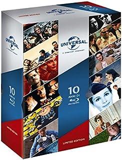 10 Anni Di Blu-Ray Universal Collection (Ed. Limitata E Numerata) (25 Blu-Ray+Booklet) [Italia] [Blu-ray]